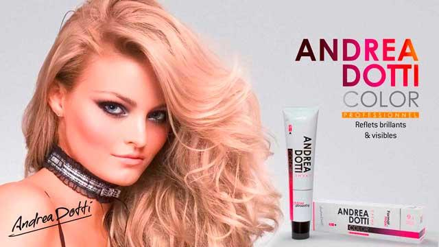 Catalogue couleur de cheveux andrea dotti