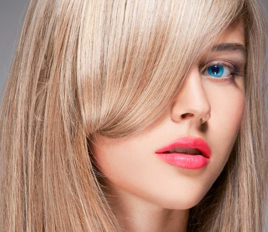 blond très clair cendré